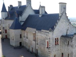 Fortaleza Real de Chinon.::Visita guiada y grabación de imágenes de la Fortaleza Real.
